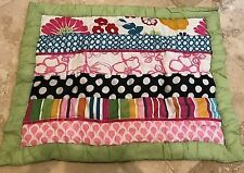 Pottery Barn Teen Graphic Pop quilted STANDARD sham matches quilt