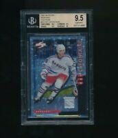 1997-98 Score Rangers Platinum #10 Pat Lafontaine BGS 9.5 VHTF Rare