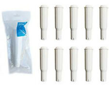 Jura Clearyl Claris White Water-Filter Cartridge Coffee Maker By Nispira 10 pack