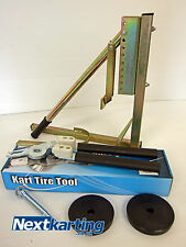 Kart Tyre Bead Breaker Removal Tool -And Tyre Tongs  - Best Price On Ebay !!!