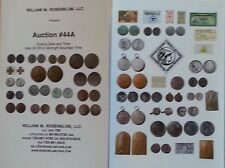 44A ISRAEL Judaic Jewish HOLOCAUST PALESTINE ancient coin currency ephemera 2014