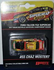 1/64 Signed 2017 Chaz Mostert - Ford Falcon FGX