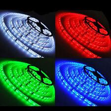 5M 16.4ft RGB 5050 SMD 150leds Flexible Waterproof LED Light Strip 12VDC