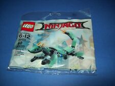 Lego The Ninjago Movie 30428 Green Ninja Mech Dragon 60pcs