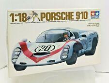 Tamiya 1:18 Porsche 910 Model Kit 1/18 - Japanese