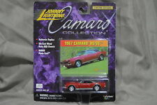 '00 JOHNNY LIGHTNING 1967 CHEVY CAMARO RS/SS NIB CAMARO COLLECTION SERIES