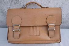 alte Ledertasche Aktentasche Schultasche Tasche Leder McNeill Mc Neill gebraucht