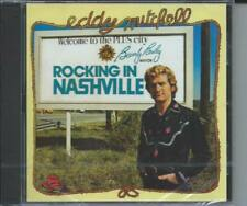 CD Eddy Mitchell Rocking in Nashville Neuf sous cellophane