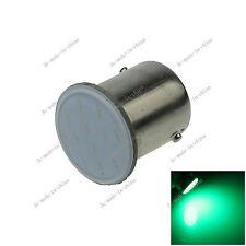 1X Green 1156 Ba15s 12 chips COB LED Turn Signal Rear Light Car Bulb Lamp D070