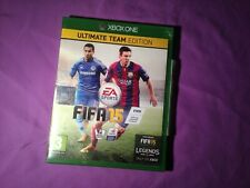 FIFA 15 Ultimate Team Edition (Microsoft Xbox One, 2014) – empty game case