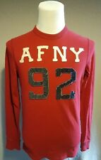 ABERCROMBIE & FITCH 'Muscle Fit'  Man's Top Size: Medium  VERY GOOD Condition