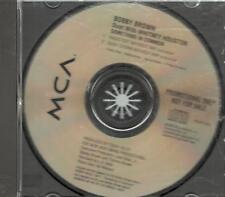 BOBBY BROWN, WHITNEY HOUSTON, SOMETHING IN COMMON; 2 TRACK PR CD SINGLE