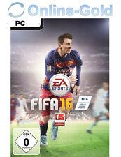 FIFA 16 - PC Standard Version Key - EA ORIGIN Digital Code - Fussball 2016 DE/EU