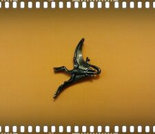 Flying Dinosaur Pterodactyl or Pteranodon Hat Lapel Pin Free Shipping