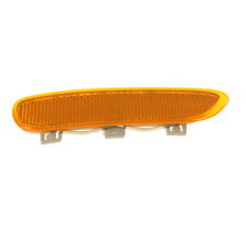 🔥Genuine Front Driver Left Bumper Cover Reflector Yellow For BMW E46 3-Series🔥