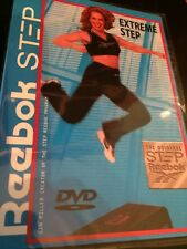 GIN MILLER Reebok Step EXTREME STEP (DVD) Factory Sealed