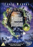 The Haunted Mansion [DVD] [2004] [DVD][Region 2]