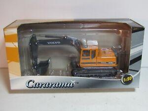 CARARAMA - VOLVO EC280 TRACKED EXCAVATOR  - EXCELLENT BOXED COND - 1:50 SCALE