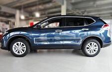 Body Side Mouldings Door Molding Protector Trim 4 pcs Fit Nissan X-Trail 2014-