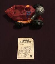 HE-MAN Masters Of The Universe   Bashasaurus 1984 Vehicle