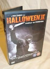 rob zombie halloween 2 DVD