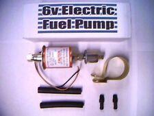 6 volt Fuel Pump Chevrolet , Deluxe, Bel Air, 210 1950 1951 1952 1953 1954