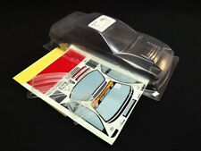 1/10 RC Car PC Clear Body Shell 195mm Nissan S13 Onevia