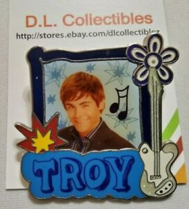 Disney High School Musical Troy Bolton Pin