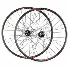 Mountain bike 20/24/26/27.5/29er inch clincher rim alloy bicycle wheelset MTB