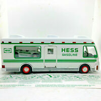1998 Hess Truck RV with Dune Buggy and Motorcycle Read Description