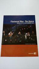 Fleetwood Mac: The Dance (1997) Rare Original Print Promo Poster Ad