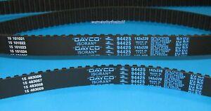 FERRARI TESTAROSSA 512 M & TR TIMING BELTS ORIGINAL DAYCO
