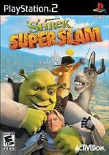 SHREK SUPER SLAM SONY PLAYSTATION 2 PS2 GAME COMPLETE IN BOX CIB FAST SHIP!