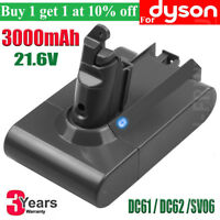 3.0Ah For Dyson ANIMAL Battery V6 DC58 DC59 DC61 DC62 SV04 SV05 SV06 SV07 PAS CC