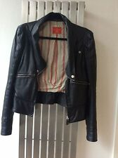 Zip Leather Coats & Jackets for Women