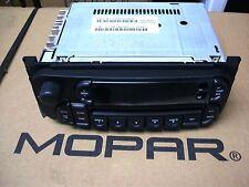 NEW MOPAR RADIO AM/FM CD W/ EQ OEM 5091506AG