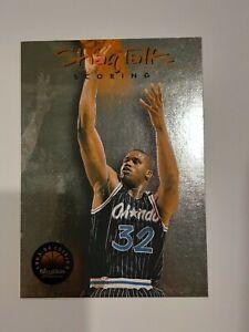 Shaquille o'neal 93-94 Skybox Shaq Talk Scoring NBA Basketball Card Insert