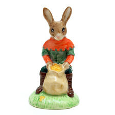 Sera Scarlett db264 par Royal Doulton Bunnykins le Robin des bois collection