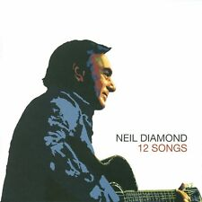 NEIL DIAMOND - 12 SONGS  CD NEUF