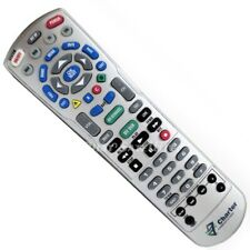 Charter Spectrum 4 Device Universal Remote Control Tv Dvd Dvr Hdtv Cable