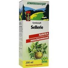 SELLERIE Saft Schoenenberger Heilpflanzensäfte 200ml PZN 699655