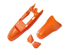 Yamaha PW50 PY50 Front Rear Fender Fuel Tank Side Cover Motorcycle Parts Orange