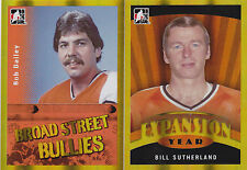11-12 ITG Bob Dailey /50 GOLD Broad Street Boys Base 2011