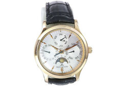 Jaeger LeCoultre Master Control Ewiger Kalender Rotgold Box Papiere