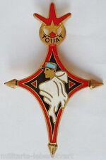 Insigne Sahara GROUPE SAHARIEN MIXTE DU TOUAT ORIGINAL Drago Général Charles D.