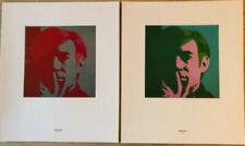 Andy Warhol Portrait Art Prints