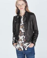 Zara Leather Women's Biker Jackets