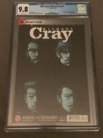 Wildstorm Michael Cray #3 CGC 9.8-NM-1st print-Bryan Edward Hill-DC/Wildstorm