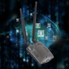 3000mW Wireless USB Wifi Adapter Long Range Dual Antenna Network Card 150Mbps