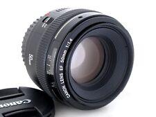 Canon EF 50mm 1.4 USM Objektiv Vollformat Gewährleistung 1 Jahr